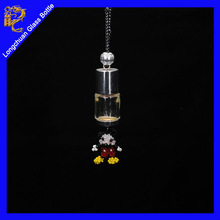 wholesale Car Air Freshener Glass Bottle Mickey hanging