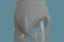 new style adult pants like baby diaper