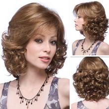 Fashionable Lady's Short Afro Kinky Human Hair Wig