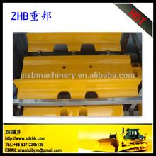 Bulldozer track shoe pad SD13,SD16,SD22,SD32