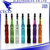 Bamboo style Variable voltage e cigarette X6 kit, large vapor x6 ecig, ecig x6