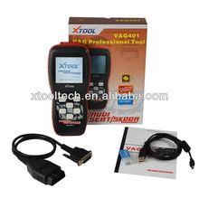Vag 401 Auto Obd2 Code Reader Scanner Tool For Vw Audi / Seat / Skoda