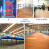 steel mezzanine floor modular mezzanine floor warehouse multi-level mezzanine flooring