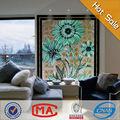 فن الديكور sicis جدارية فسيفساء زجاجية نمط صورة الفسيفساء عباد الشمس تصميم اليد التي قدمت جميلة خلفية الجداريات