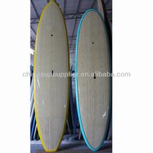 La marca de bambú nuevo epoxi sup paddle/de lujo de madera sup bordo