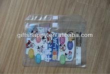 A4 vinyl pencil pouch
