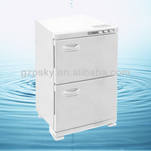 2014 latest products in market 36L UV hot towel disinfection cabinet /used beauty salon furniture
