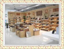 store wood shoe rack