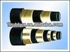 high pressure steel wire braided hydraulic rubber hose
