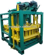QTJ4-25B common brick machine in myanmar