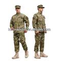 Polyester/pamuk yırtılmaz ormanlık kamuflaj savaş üniforma askeri elbise üniforma askeri giyim
