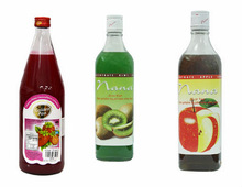 Vietnam Natural Flavor, Refined Sugar Syrup 600ml FMCG products