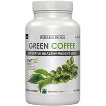 Green Coffee Bean Capsule (Chlorogenic Acid)