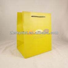 Luxury custom food paper bag