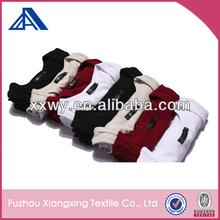manufacturers Korea 100% cotton Slim absorbent t-shirts