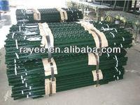 Factory steel fence t post (Since 1989,ISO9001),Tachonado T Mensaje