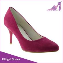 Wholesale pump shoe, 2015 lady shoe, high heel dress shoe