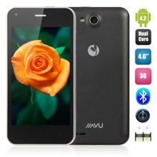 JIAYU F1 MTK6572 1.3GHZ RAM 512MB ROM 4GB, 4.0 Inch 800*480 Pixels Screen, 5MP 0.3MP Dual Camera GSM WCDMA JIAYU F1 Smart Phone