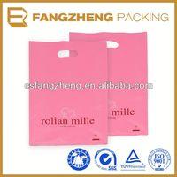 Custom color printing cheap plastic bag supplier shopping bag jakarta