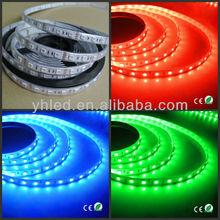 Shenzhen 5050 smd led strip rgb 5m 60leds/m Flexible waterproof 10m led strip cool white 12v rgb led driver 100w