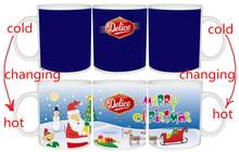 Amazing Color Changing Mug Custom Promotion Item, Promotion Gift, Promo Item