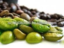 Green Coffee Bean Extract 50% Chlorogenic acid /coffine<2%