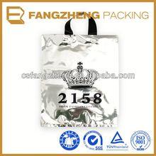 Custom color printing cheap plastic bag supplier cloth shopping bags