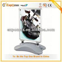 2014 TOP SALE aluminum snap frame/aluminum poster frame/hanging picture frame