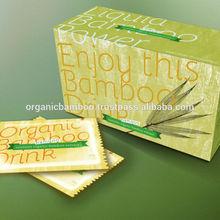 Bamboo Instant Tea