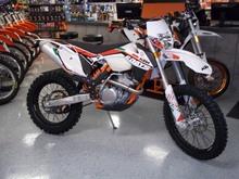 2014 KTM 350 EXC-F Six Days