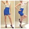 2014 hot sale mature lady sexy fashion V CUT BANDAGE SKIRTS FASHION PENCIL SKIRTS WHOLESALE