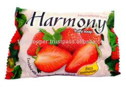 HARMONY FRUITY SOAP STRAWBERRY FLAVOUR 75G