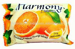 HARMONY FRUITY SOAP ORANGE FLAVOUR 75G