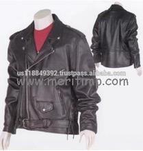 Men motorbike jacket