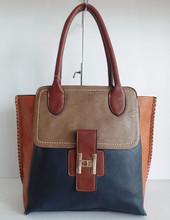 2015 wholesale trend hot sell pu lady handbag new design fashion elegant shoudler women bags