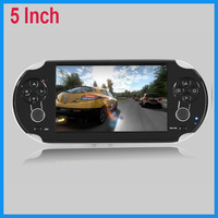 """video games 5"""" touch screen,five-Point Capacitance Touch,800*480 Aandroid 4.1dual-core tablet game console"""