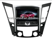 built-in GPS/Radio/Ipod/Aux/Amplifier/Bluetooth/TV car dvd for Hyundai Sonata