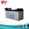 OEM ODM Sealed For solar street light AGM VRLA storage 12v 120AH battery