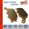 selected ceramic motorcycle brake pads for Honda SUZUKI YAMAHA