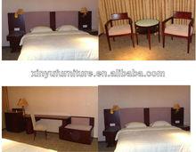 Oak wood hotel furniture hotel bedroom sets XY3004