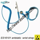 American quality blue/black/green/red ES16101 esd wrist strap manufacturer