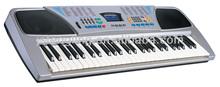 LED 54-key Standard Keyboard, 5 Percussions, 20 Demo Songs