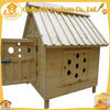 Fashional style dog wooden house with hole window