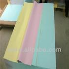 Economical NCR paper colors