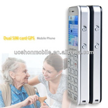 Hot sale low price mobile phone for senior people loudly voice ,Big button mobile phone used by old people china manufacturer