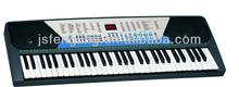 61-key Standard Keyboard, 100 Timbres, 100 Rhythms