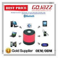 Gojazz factory floor standing bluetooth speakers