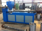 65/70/80/90/100 PP PE HDPE single screw plastic extruder/ plastic filament extruding machine