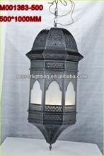 2014 E27 large decorative moroccan hanging lantern