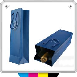 mini bottle paper bag in box wine dispenser